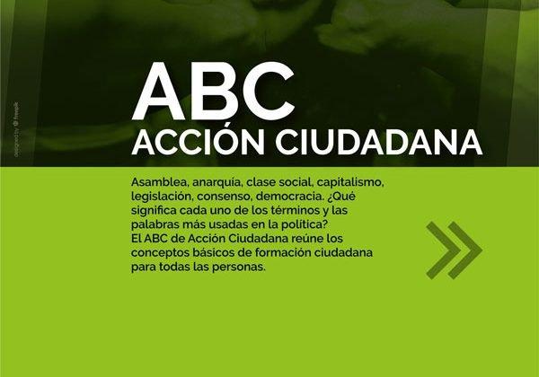ABC - Acción Ciudadana - Tapa