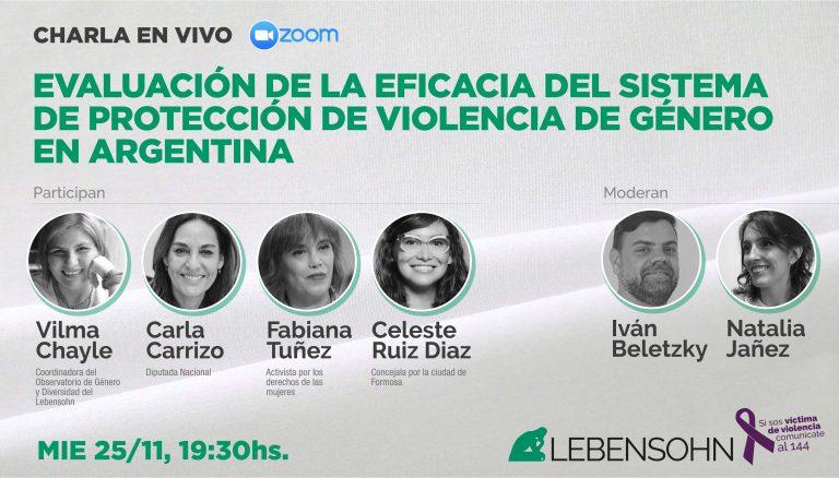 La eficacia del sistema de protección de violencia de género en Argentina