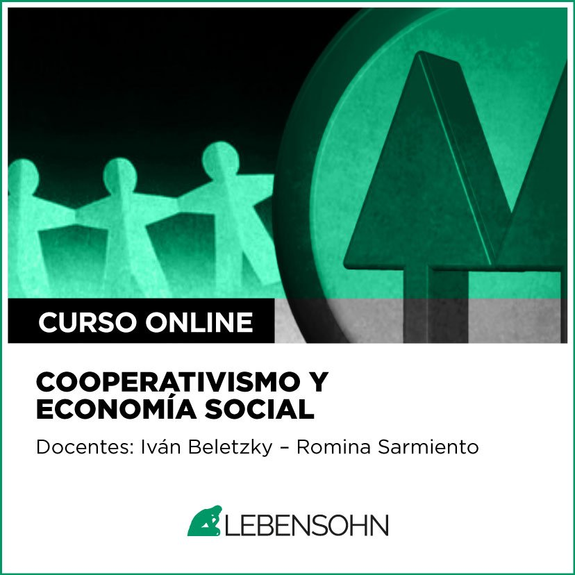 Cooperativismo y economía social