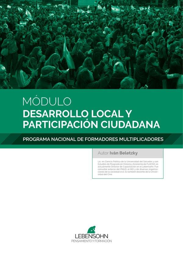 Desarrollo local y participación ciudadana