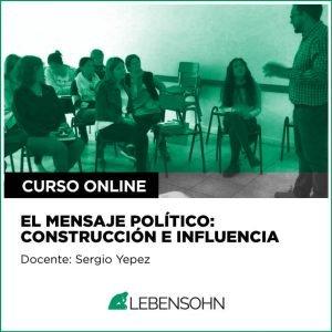 El mensaje político- Influencia e incidencia