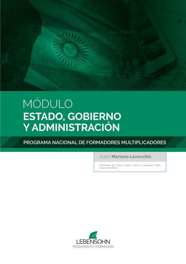 Estado, Gobierno y Administración