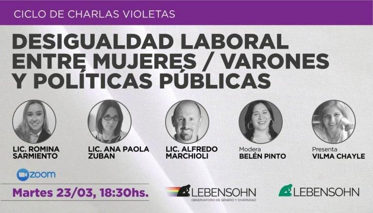 Desigualdad laboral entre Mujeres / Varones y Políticas Públicas