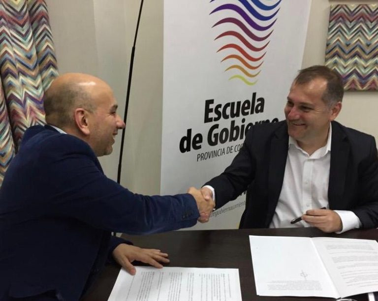 Ratificamos nuestra alianza con la Escuela de Gobierno de Corrientes