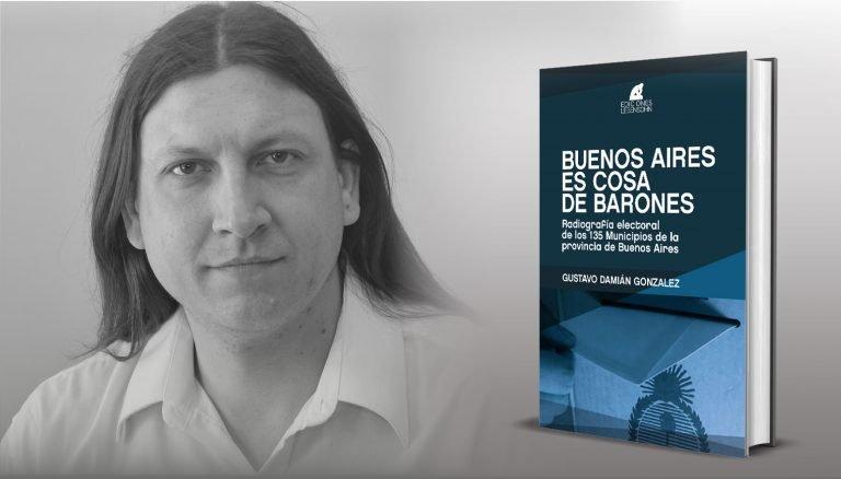 Entrevista a Gustavo Damián González, autor de Buenos Aires es cosa de Barones