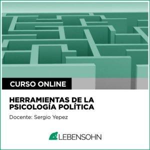 Herramientas de la psicología política