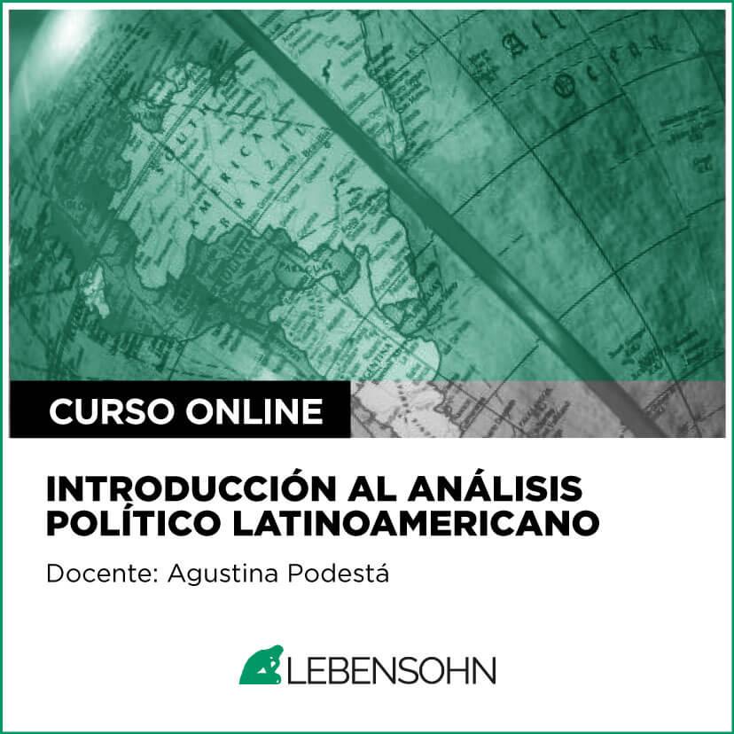 Introducción al análisis político latinoamericano