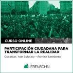Participación ciudadana para transformar la realidad