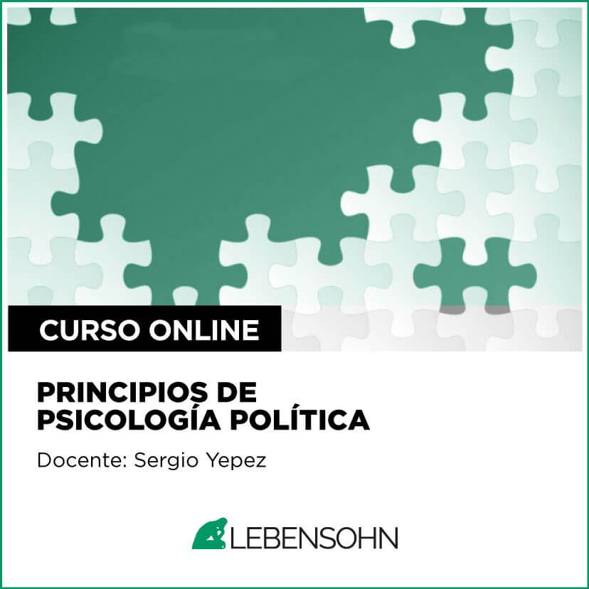 Principios de psicología política