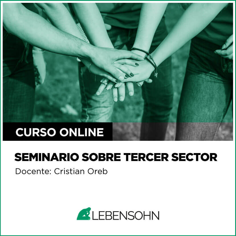 Seminario Sobre Tercer sector