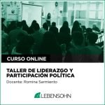 Taller de liderazgo y participación política