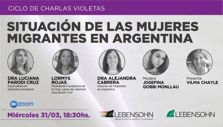 Situación de las mujeres migrantes en Argentina