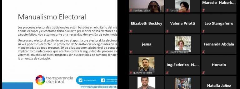 Más alumnos en charla sobre procesos electorales y redes sociales